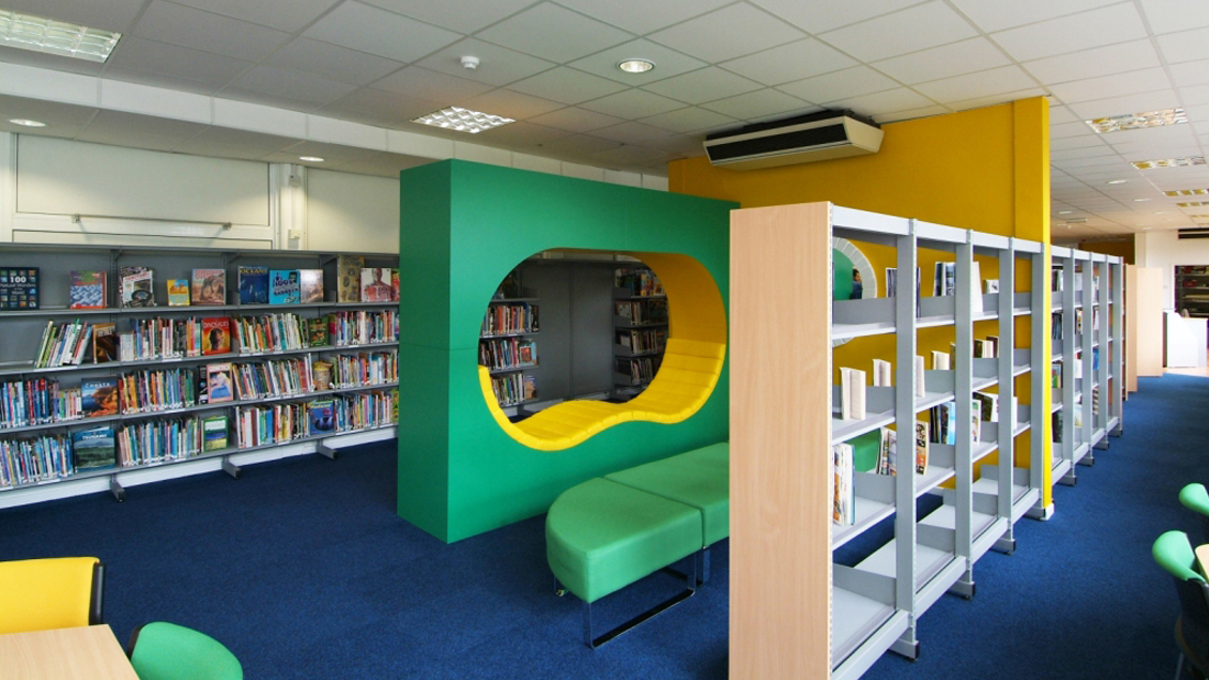 Library Fit Out