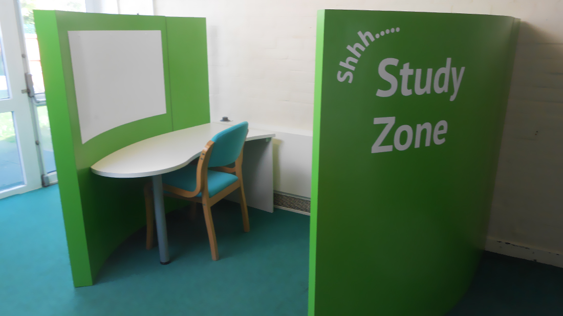 Study Zone Refurbishment