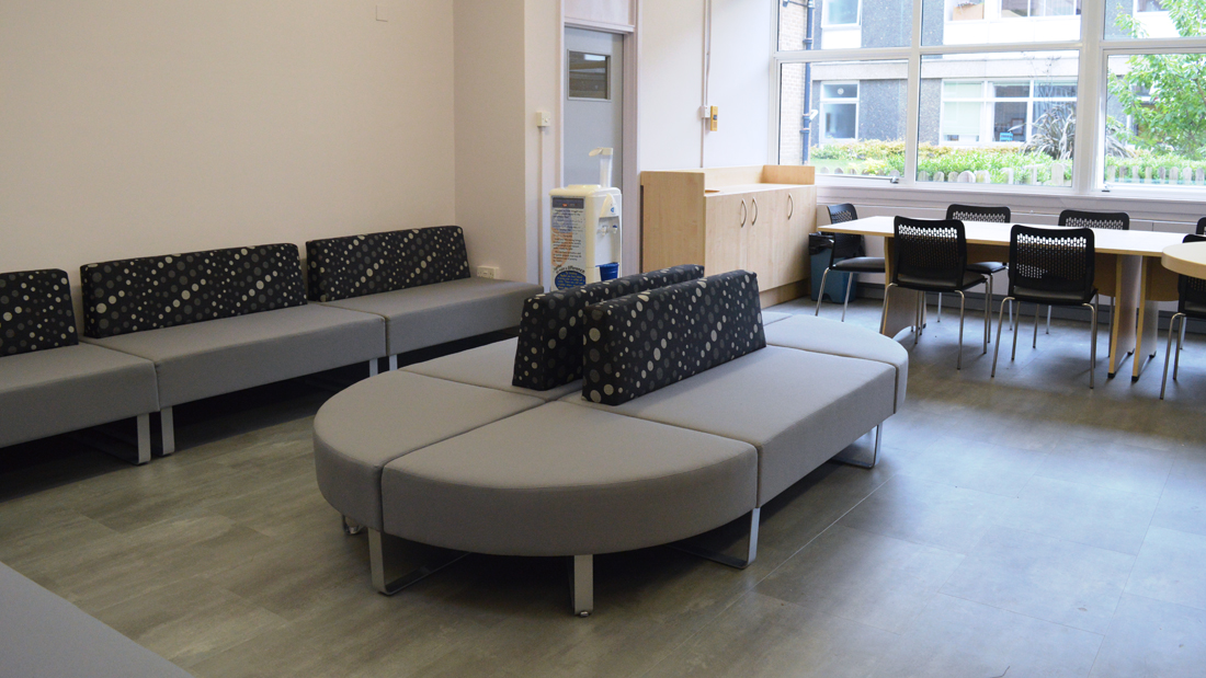 Staffroom refurbishment