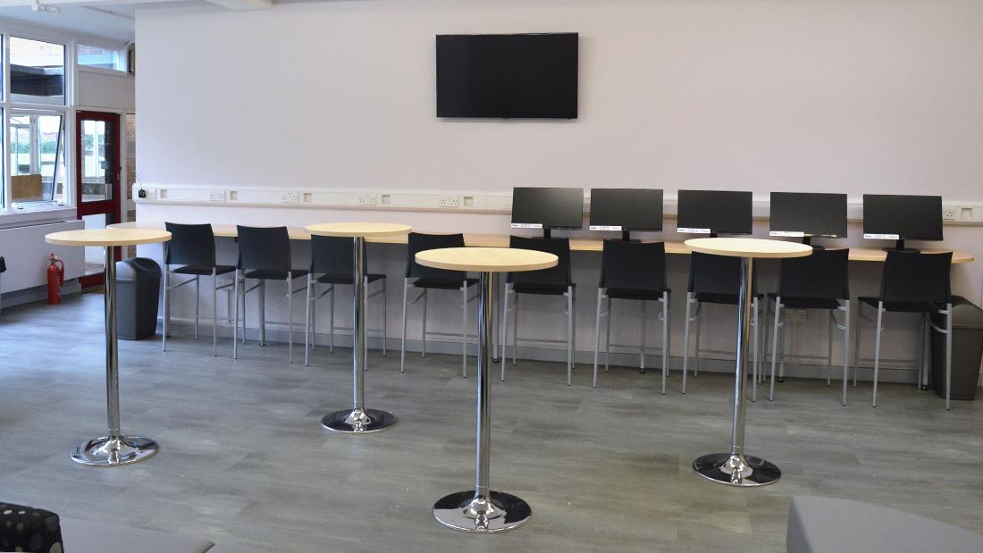 Staffroom refurbishment