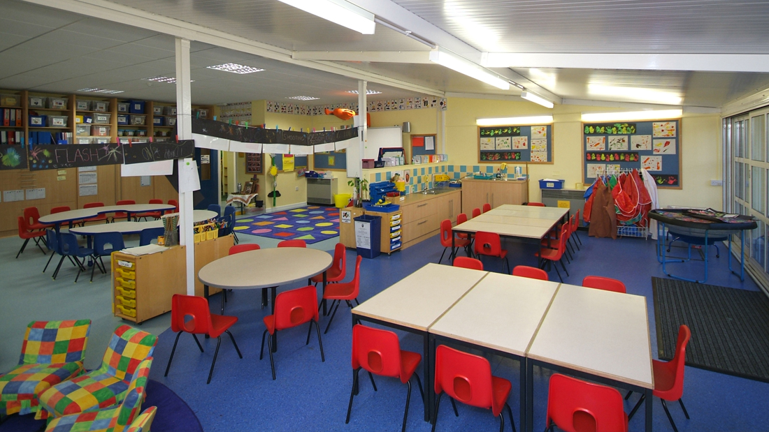 classroom fit-out